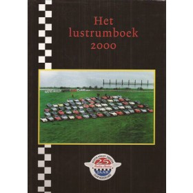 Austin-Healey Lustrumboek AHOCH 00 ongebruikt Nederlands