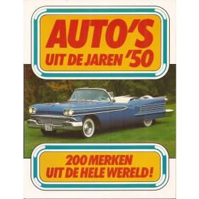 Alle modellen Auto's uit de jaren '50 Elmar 79 ongebruikt Nederlands