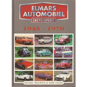 Alle modellen Elmars Automobiel Encyclopedie 1945-1970 Elmar 86 ongebruikt Nederlands