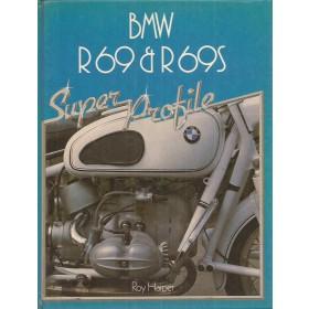 BMW R69/R69S  Super Profile R. Harper  Benzine Haynes UK 61-69 ongebruikt   Engels