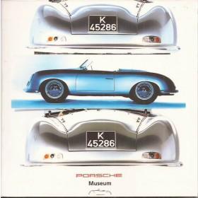 Porsche The 7 magic chapters Museumgids 02 met gebruikssporen Engels