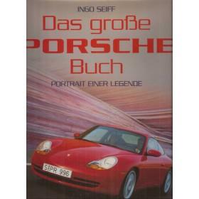 Alle Porsche modellen Das Grosse Porsche Buch overzichtsboek I. Seiff 98 ongebruikt Duits