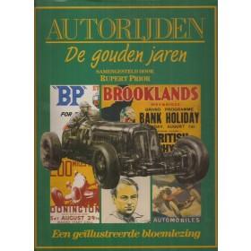 Alle modellen Autorijden De gouden jaren overzichtsboek R. Prior 92 met gebruikssporen Nederlands