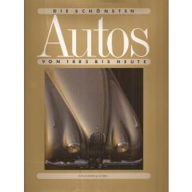 Alle modellen Die Schonsten Auto's von 1885 bis Heute overzichtsboek met gebruikssporen scheurtjes in overkaft Duits