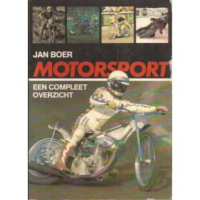 Sport Motorsport overzichtsboek Alk 744 J. Boek 82 met gebruiksporen Nederlands