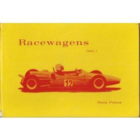 Sport Racewagens deel 1 overzichtsboek Peters H. Peters 68 met gebruikssporen Nederlands