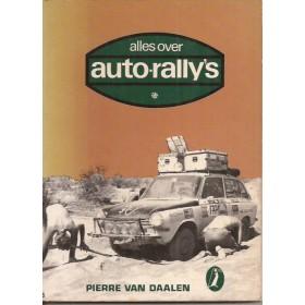Sport Alles over auto-rally's overzichtsboek Alk 606 P. van Dalen met gebruiksporen Nederlands