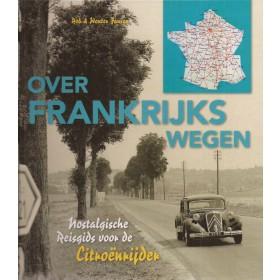 Algemeen Over Frankrijks wegen overzichtsboek CitroExpert R. Jansen 14 ongebruikt Nederlands