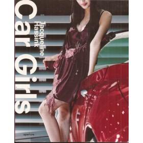 Algemeen Car Girls overzichtsboek J. Hassink 09 ongebruikt Engels