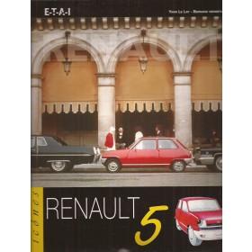 Renault 5 Icones Benzine E.T.A.I. 71-92 met gebruikssporen Frans 2002