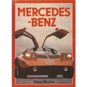 Mercedes-Benz Alle modellen 1885-1984 S. Bladon met gebruikssporen Nederlands
