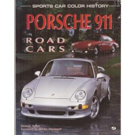 Porsche 911 Road Cars Dennis Adler MBI met gebruikssporen  Engels