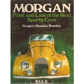 Morgan Alle modellen G. Bowden Benzine Galleon 1884-1977 met gebruikssporen Engels