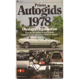 Jaarboek  Alle modellen Prisma 78 ongebruikt   Nederlands