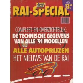 RAI Special Alle modellen Auto Kampioen 91 met gebruikssporen   Nederlands