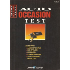 Occasion Magazine  Alle modellen ANWB Auto Kampioen 90 met gebruikssporen   Nederlands