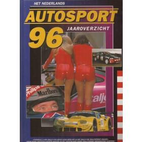 Jaarboek  Autosport  96 ongebruikt   Nederlands