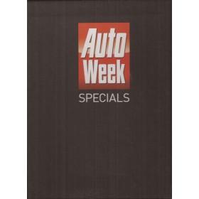 Jaarboek  Alle modellen Autoweek Specials 6 edities 11-12 met gebruikssporen   Nederlands