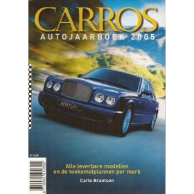 Jaarboek  Alle modellen Carros 05 ongebruikt   Nederlands
