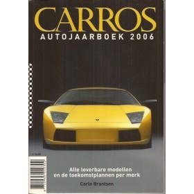 Jaarboek  Alle modellen Carros 06 ongebruikt   Nederlands
