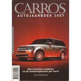 Jaarboek  Alle modellen Carros 07 ongebruikt   Nederlands