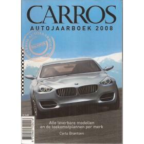 Jaarboek  Alle modellen Carros 08 ongebruikt   Nederlands