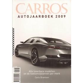Jaarboek  Alle modellen Carros 09 ongebruikt   Nederlands