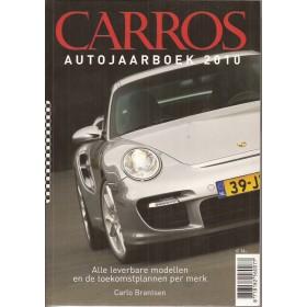 Jaarboek  Alle modellen Carros 10 ongebruikt   Nederlands