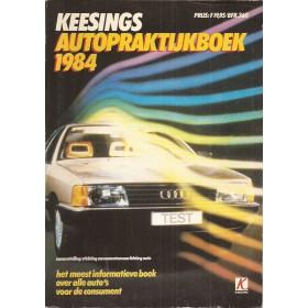 Jaarboek  Alle modellen Keesing 84 ongebruikt   Nederlands