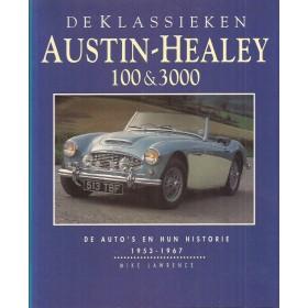 Austin-Healey 100 3000 De Klassieken met gebruikssporen 53-67 Nederlands