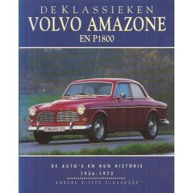 Volvo Amazone P1800 De Klassieken met gebruikssporen 1956-1973 Nederlands