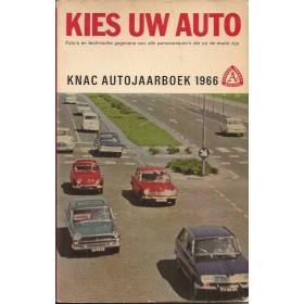 Jaarboek  Alle modellen KNAC 66 ongebruikt   Nederlands