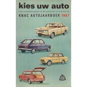 Jaarboek  Alle modellen KNAC 67 ongebruikt   Nederlands