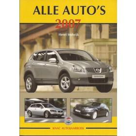 Jaarboek H. Stolwijk Alle modellen KNAC Alle Auto's 2007 ongebruikt Nederlands