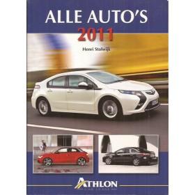 Jaarboek H. Stolwijk Alle modellen Athlon 11 ongebruikt   Nederlands