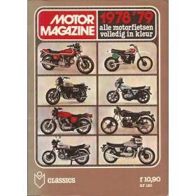 Jaarboek  Jaarboek MotorMagazine 78-79 met gebruikssporen   Nederlands