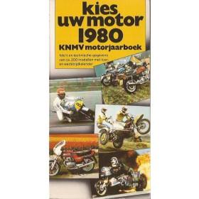 Jaarboek  Alle modellen Kies uw motor 80 ongebruikt   Nederlands