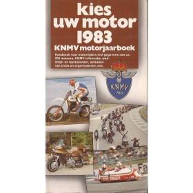Jaarboek  Alle modellen Kies uw motor 83 ongebruikt   Nederlands