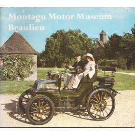 Montagu Motor Museums Beaulieu / Brighton, Museumgids, 71, met gebruikssporen, Engels