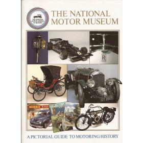 The National Motor Museum Beaulieu, Museumgids, 1988, met gebruikssporen, Engels