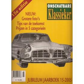 Jaarboek  Alle modellen Onschatbare klassieker 05 ongebruikt   Nederlands