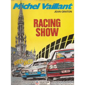 Michel Vaillant Racing Show Dargaud J. Graton 1985 Mercedes-Benz/Peugeot