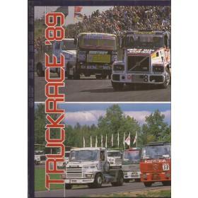 Jaarboek  Truckrace  89 ongebruikt   Nederlands