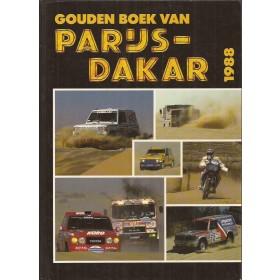 Jaarboek  Parijs-Dakar  88 ongebruikt   Nederlands