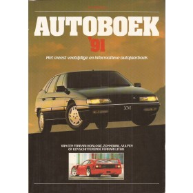 Jaarboek T. Sluymer Alle modellen M&P 91 ongebruikt   Nederlands