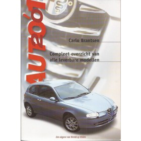 Jaarboek C. Brantsen Alle modellen Wereld op Wielen 01 ongebruikt   Nederlands