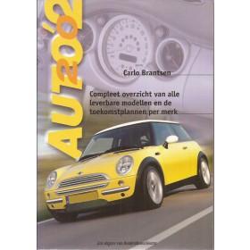 Jaarboek C. Brantsen Alle modellen Wereld op Wielen 02 ongebruikt   Nederlands